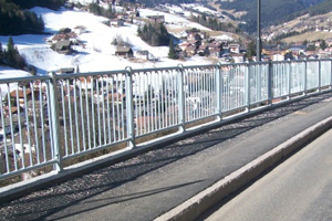 recinzioni stradali