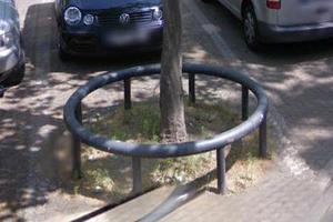 salvapiante - arredo urbano - Premetal