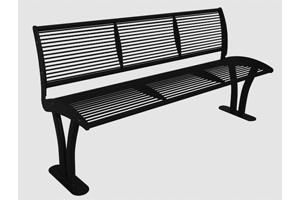 panchina modello modena