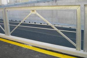 recinzione barriera pesante